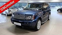 Range Rover Sport | 2005 - 2013 | Revisión en profundidad