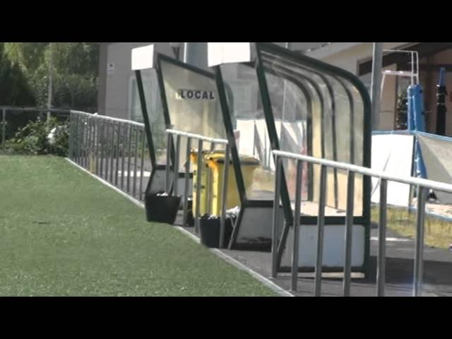 Ourense CF instalaciones - campo de futbol