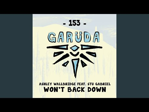Won't Back Down (Extended Mix)