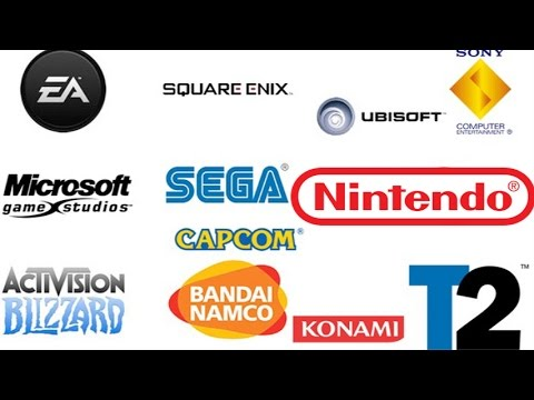Top 10 Video Game Publishers