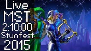 Stunfest 2015: Zelda Ocarina of Time MST par Marco