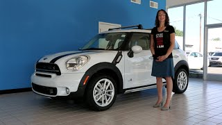 2015 Mini Cooper S Countryman All 4