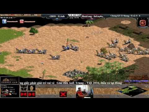 22 Shang   Chim Sẻ Đi Nắng, Hồng Anh vs ShenLong, Sơ Luyến Chung kết T1