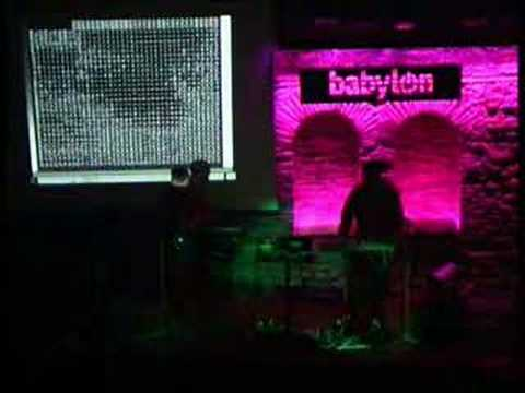 Komputer - Like A Bird (Live in Istanbul 2008)
