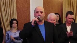 Алим Газаев с красивыми пожеланиями на свадьбе Бакуевых Джанбулата и Марьям