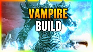 Skyrim Best VAMPIRE Warrior/Mage Build!