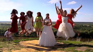 Видеосъемка Свадьба 2016 гороховец прогулка тел. 8-952-760-62-28