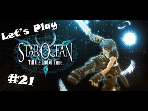 Let's play Star Ocean Till the end of Time: Danger! Don't Feed the Dragons!