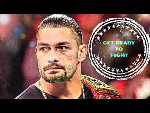 #wrestlingtalky  Get Ready To Fight Song Ft To Roman Reigns