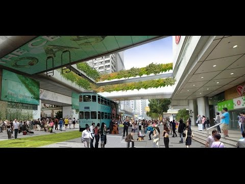 Road to a Better HK: A Vision for Des Veoux Road Central 美好香港:德輔道中構想