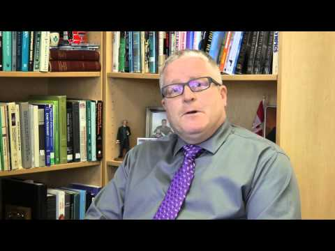 Laurier Prof. Stephen Wenn: Olympic History