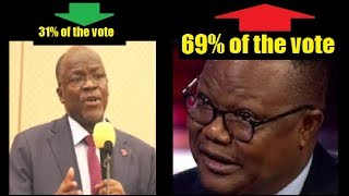Lissu Will Defeat Magufuli By A Landslide Poll Reveals