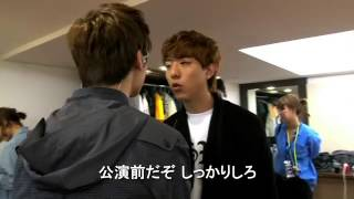 『The Story of CNBLUE/NEVER STOP』予告編