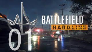 BFH バトルフィールド ハードライン 実況 PS4 #1 / Battlefield Hardline SUDO. 実況