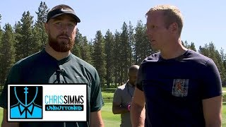 Download Travis Kelce on TEs he watches, Patrick Mahomes' best throw | Chris Simms Unbuttoned | NBC Sports Mp3 and Videos
