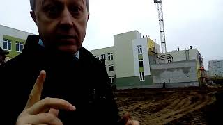 Валерий Радаев впервые дал оценку новому виду бульвара на улице Рахова