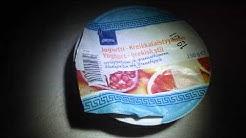 Makutesti Kreikkalaistyylinen jogurtti