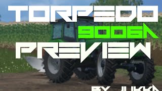 FS15 Mod Review. *Torpedo 9006A Colorable by Jukka*