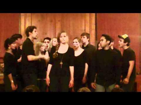 Anna-Kay Thomas & The Dartmouth Dodecaphonics