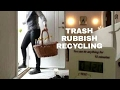Weekly Home Blessing: Trash/rubbish/recycling (Tuesday)