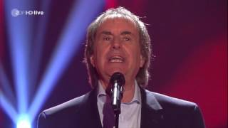 Chris De Burgh - The Lady In Red (Willkommen bei Carmen Nebel - 2016 apr30)