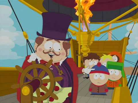 South Park - Imagination Song