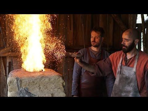 Les feux de Guédelon - épisode 9