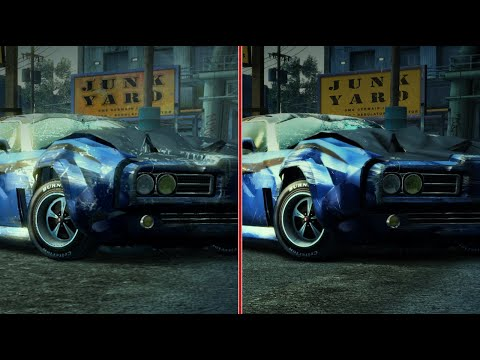 Download Youtube: Burnout Paradise Remastered Graphics Comparison: Xbox 360 vs. Xbox One X
