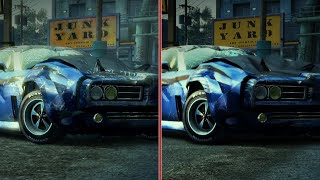 Burnout Paradise Remastered Graphics Comparison: Xbox 360 vs. Xbox One X thumbnail