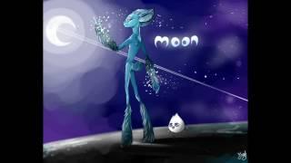 Хранитель луны-Speed art