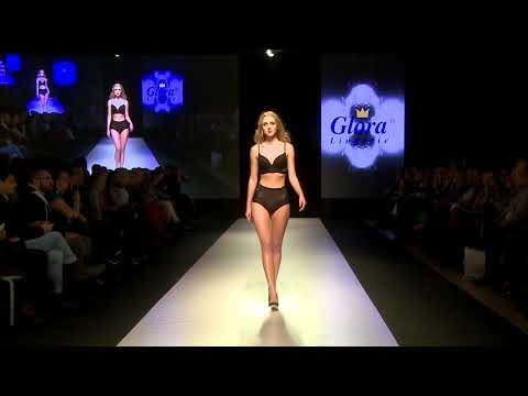 GLORA show (Lingerie Industry Forum in Latvia 2017)