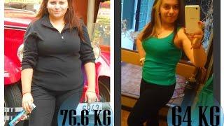 Martina Porubovičová -13kg Premena (vyhrala nad Epilepsiou) chudnutie