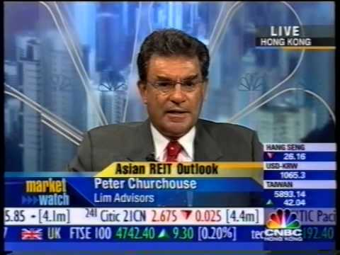 2005 Asian Market Outlook and Link REIT IPO Launch - Nov 2004
