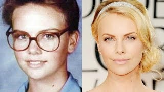 Charlize Theron : A life in pictures