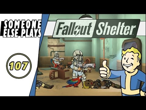 Fallout Shelter - Ep. 107 - Synth In A Pinch! | (Let's Play/PC Gameplay)