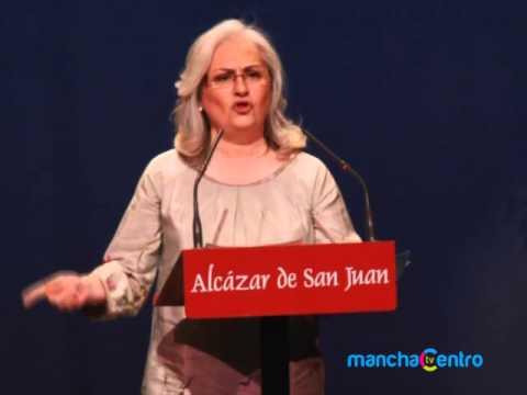 PREGÓN OFICIAL DE LA SEMANA SANTA DE ALCÁZAR DE SAN JUAN 2015
