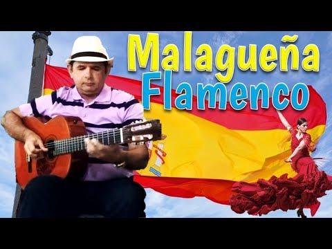 Violão Solo Flamenco Malagueña Violão Espanhol Spanish Guitar Flamenco Malagueña - Júlio Hatchwell