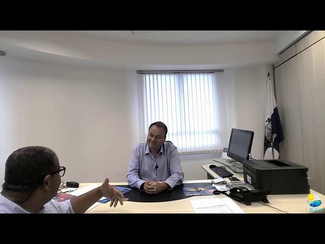 Élcio Ribeiro Entrevista: Presidente da TurisRio Thomas Weber