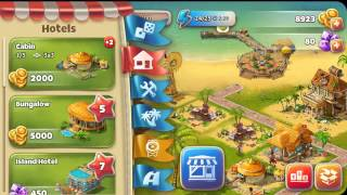 Paradise Island 2 Android Gameplay Trailer
