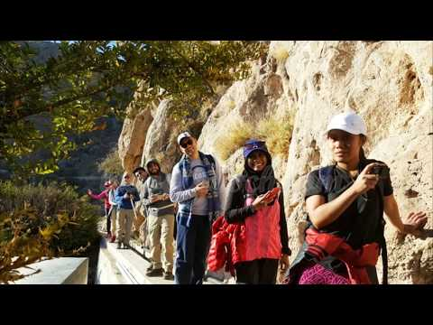 Hike: Jabal Akhdar village - Day 1 | 'Travel' 2017 | Oman