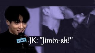 Jungkook Dropping the Honorifics | JIKOOK Banmal