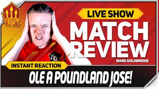 GOLDBRIDGE! AZ Alkmaar 0-0 Manchester United Match Reaction