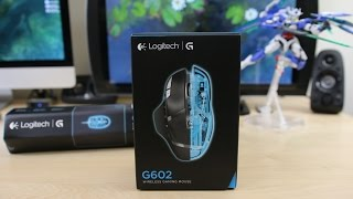 Logitech G602 Gaming Mouse - Review - Vloggest