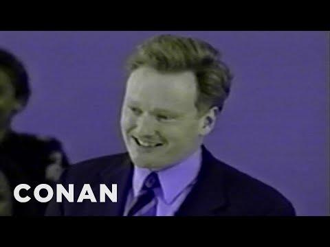 Conan Addresses The Harvard Class Of 2000