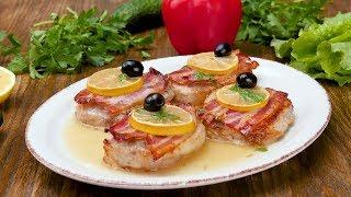Медальоны из свинины - Рецепты от Со Вкусом