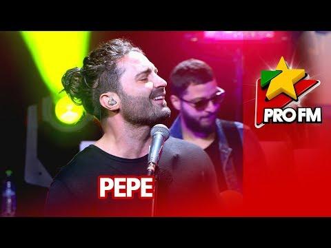 Pepe - Rămâne între noi | ProFM LIVE Session