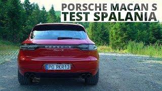 Porsche Macan S 3.0 354 KM (AT) - pomiar zużycia paliwa