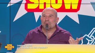 Foot-Réforme de la C1 : Le Super Moscato Show s'écharpe sur la ligue fermée