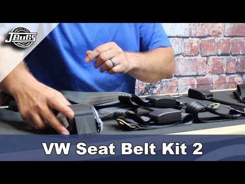 JBugs - Product Spotlight - Seat Belt Kit 2