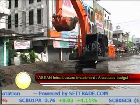 Business Journal:  Asean Infrastructure Investment: A colossal Budget